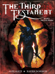 The Third Testament Vol. 1: The Lion Awakes