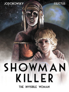 Showman Killer Vol. 3: The Invisible Woman