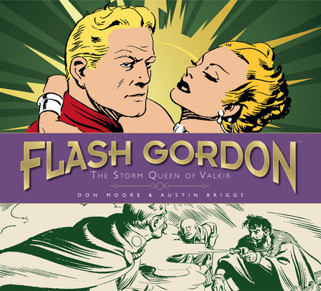 Flash Gordon Vol. 4: The Storm Queen of Valkir by Don Moore