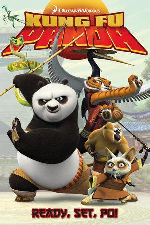 Kung Fu Panda: Ready, Set, Po! by Simon Furman