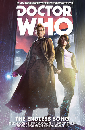 Doctor Who: The Tenth Doctor Vol. 4: The Endless Song by Nick Abadzis