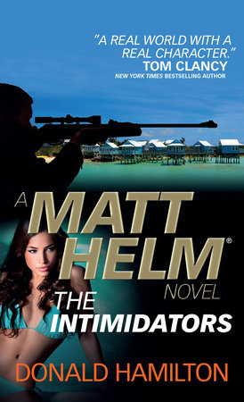 Matt Helm - The Intimidators by Donald Hamilton