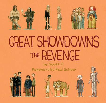 Great Showdowns: The Revenge by Scott Campbell