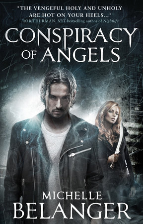 Conspiracy of Angels by Michelle Belanger
