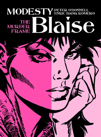 Modesty Blaise: The Murder Frame by Peter O'Donnell