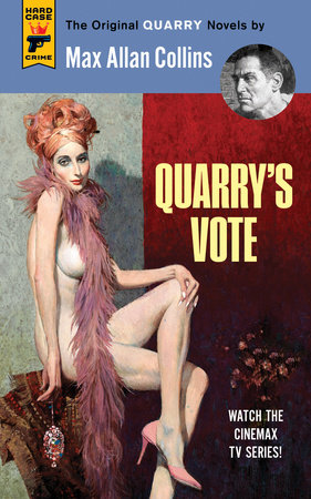 Quarry's Vote by Max Allan Collins