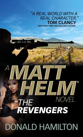 Matt Helm - The Revengers by Donald Hamilton