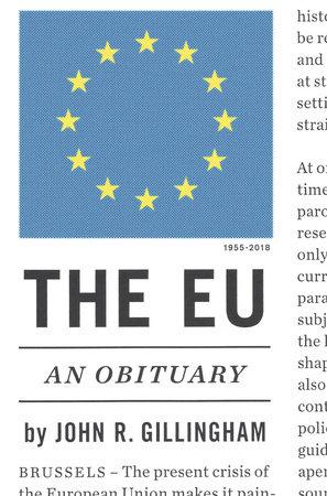 The E.U. by John R. Gillingham