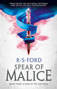 The Spear of Malice (War of the Archons 3)