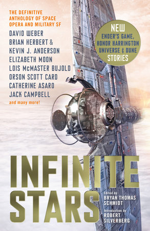 Infinite Stars by David Weber, Brian Herbert, Elizabeth Moon and Orson Scott Card
