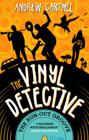 The Vinyl Detective - The Run-Out Groove by Andrew Cartmel