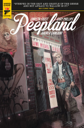 Peepland by Christa Faust
