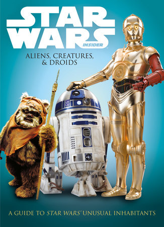 Star Wars: Aliens, Creatures and Droids by Titan
