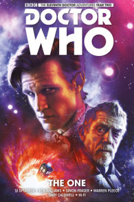 Doctor Who: The Eleventh Doctor Vol. 5: The One