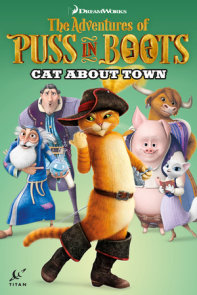 Puss in Boots: Cat About Town