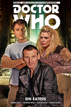 Doctor Who: The Ninth Doctor Vol. 4: Sin Eaters by Cavan Scott