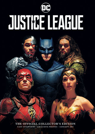 Justice League: Official Collector's Edition Book by Titan
