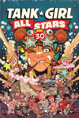 Tank Girl: Tank Girl All Stars by Alan Martin