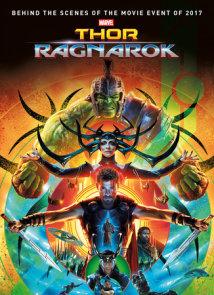 Thor: Ragnarok The Official Movie Special Book