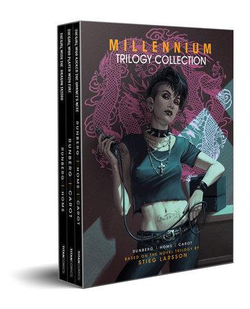 Millennium: Trilogy Boxed Set by Sylvain Runberg