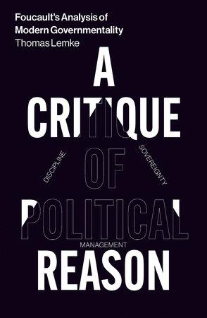 Foucault's Analysis of Modern Governmentality by Thomas Lemke