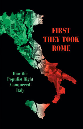 First They Took Rome by David Broder