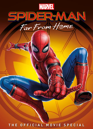 Spider-Man: Far From Home The Official Movie Special Book by Titan
