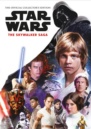 Star Wars: The Skywalker Saga The Official Collector's Edition Book by Titan