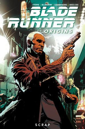 Blade Runner: Origins Vol. 2 by K. Perkins