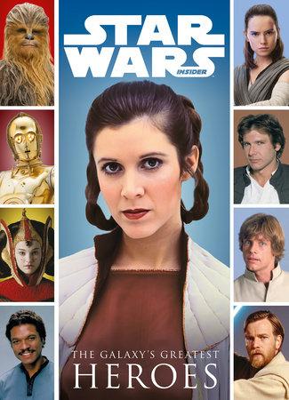 Star Wars: The Galaxy's Greatest Heroes by Titan Comics