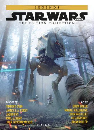 Star Wars Insider: Fiction Collection Vol. 2 by Titan Comics