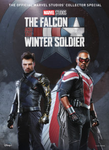 Marvel's Falcon and the Winter Soldier Collector's Special