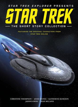 Star Trek Explorer Fiction Collection Vol.1 by Titan Magazine