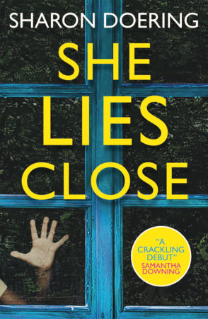 She Lies Close by Sharon Doering