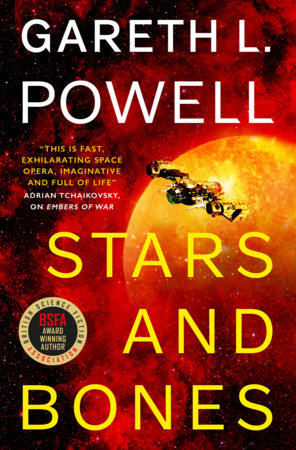 Stars and Bones by Gareth L. Powell