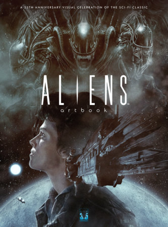 Aliens - Artbook by Printed in Blood