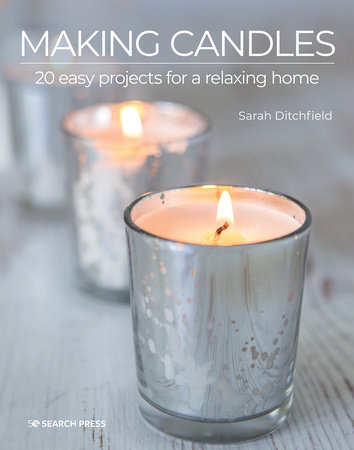 Making Candles by Sarah Ditchfield