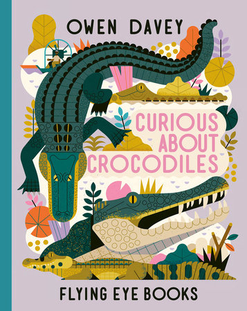Curious About Crocodiles by Owen Davey