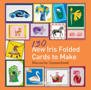 130 New Iris Folded Cards to Make