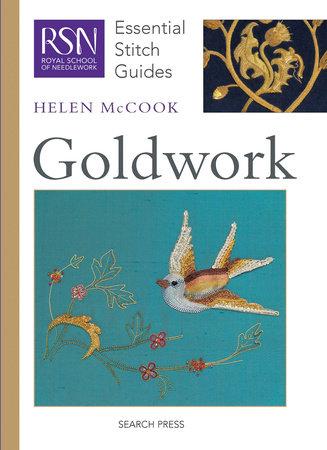 RSN ESG: Goldwork by Helen McCook