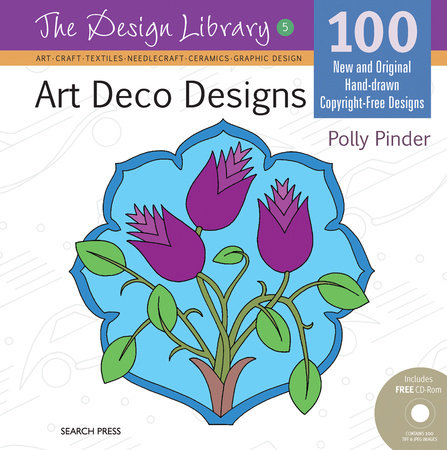 Art Deco Designs by Polly Pinder