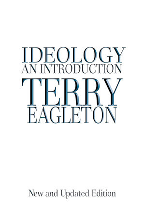 Ideology by Terry Eagleton