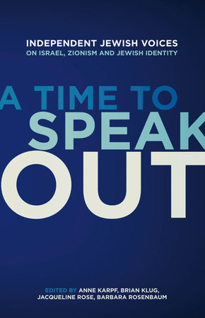 A Time to Speak Out by