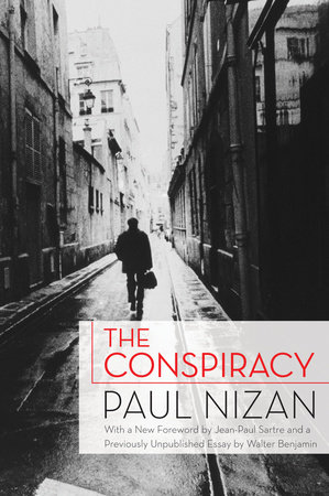 The Conspiracy by Paul Nizan