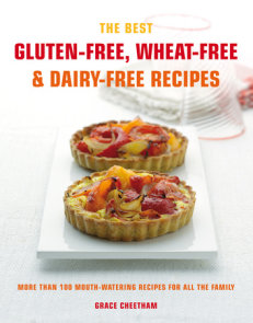 Cook's Bible: Gluten-free, Wheat-free & Dairy-free Recipes