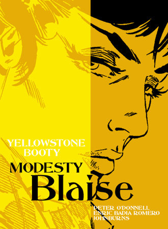 Modesty Blaise: Yellowstone Booty by Peter O'Donnell