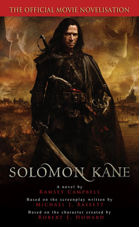 Solomon Kane by Ramsey Campbell