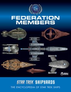 Star Trek Shipyards: Federation Members