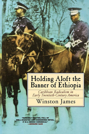 Holding Aloft the Banner of Ethiopia by Winston James