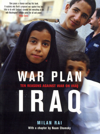 War Plan Iraq by Milan Rai
